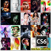 Adobe CS6 Master Collection for Mac  CS6大师全系列 破解版下载