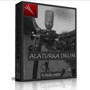 Volko Audio Volko Alaturka Drum 1.2.2 for mac 让你可以成为正宗的鼓手 Mac版