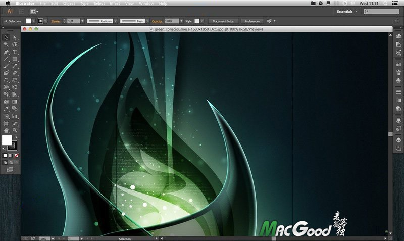 Adobe Illustrator CC for mac