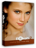 Photoshop景深效果滤镜Alien Skin Bokeh for mac 2.0.1.494 破解版