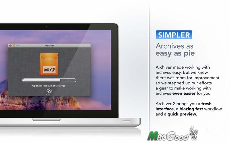 Archiver for mac v2.2.2