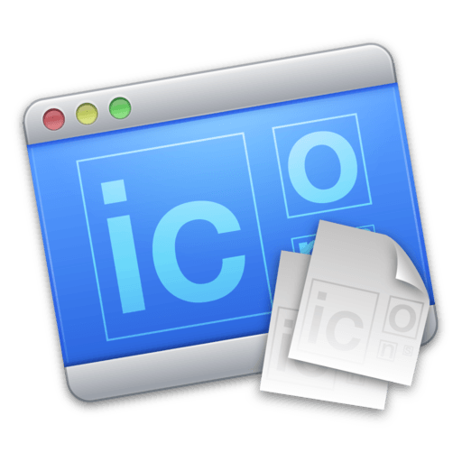 Icon Slate for mac v3.5.1 Mac平台的icon图标设计制作工具