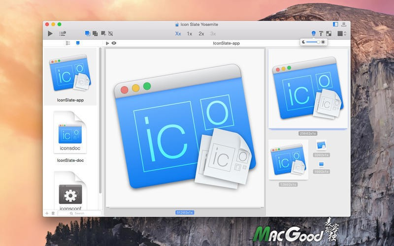 Icon Slate for mac v3.5.1