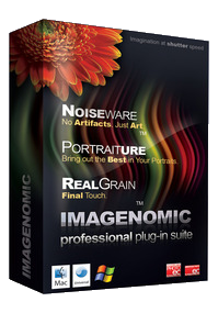 ����ĥƤ��� Imagenomic Plug-in for Photoshop, Aperture 3 and Lightroom