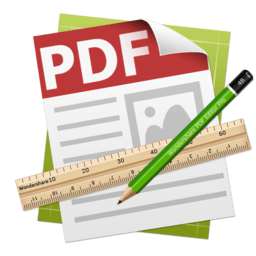 Wondershare PDF Editor Pro for mac v3.7.6  PDF文档编辑器
