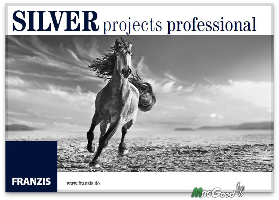 SILVER projects pro for mac