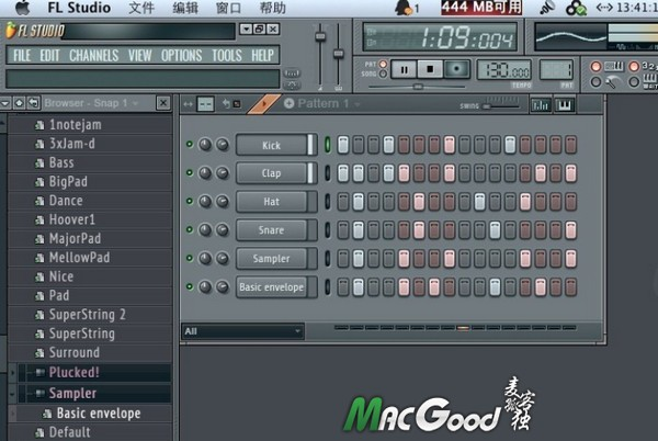 FL Studio for mac