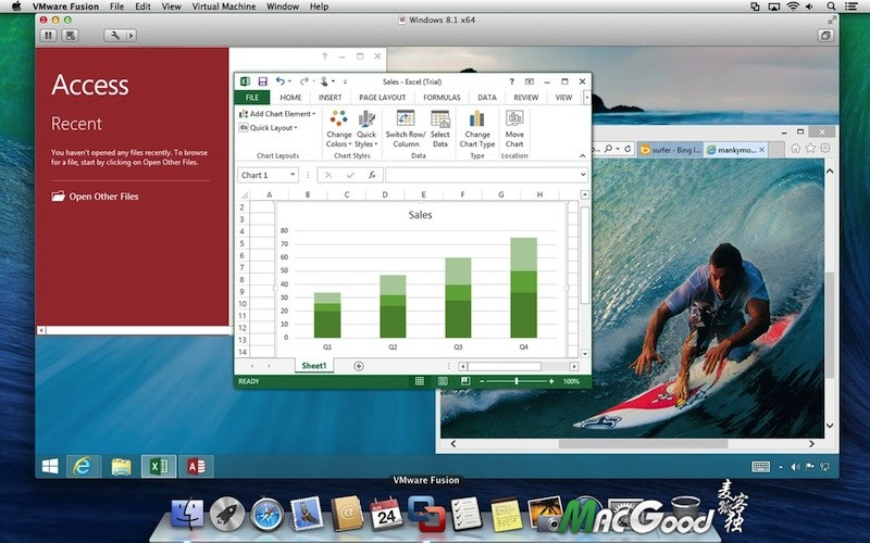 VMware Fusion Pro for mac