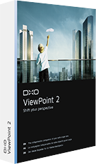 DxO ViewPoint 2.5 Build 29 MAC最好的照片比例校正软件