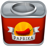 食谱管理交互式工具 Paprika Recipe Manager for mac 2.1.2