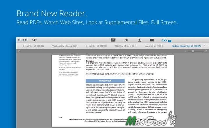 Papers for mac