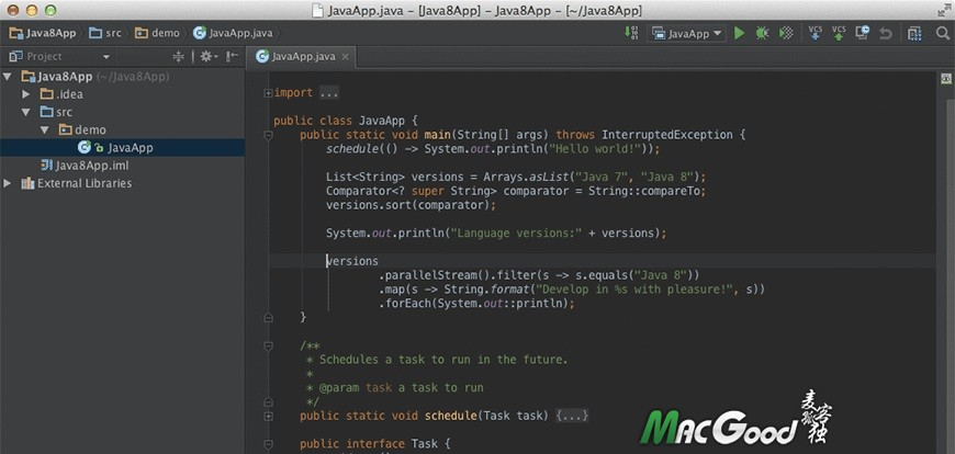 IntelliJ IDEA for mac