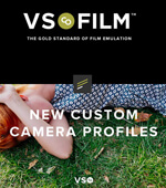 VSCO Film Pack 01-07 for ACR, Lightroom