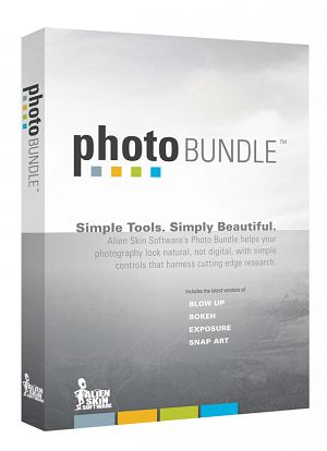 Photoshop插件滤镜套装 Alien Skin Photo Bundle (2015) 兼容CS6/CC 2014 Compati...