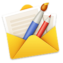 Mail Stationery for mac v2.0 特色邮件模板套件 最新破解版