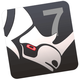 Rhinoceros for mac v7.1.20343犀牛建模软件最新破解版