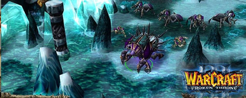 魔兽争霸III:冰封王座 for mac Warcraft III: The Frozen Throne 1.26